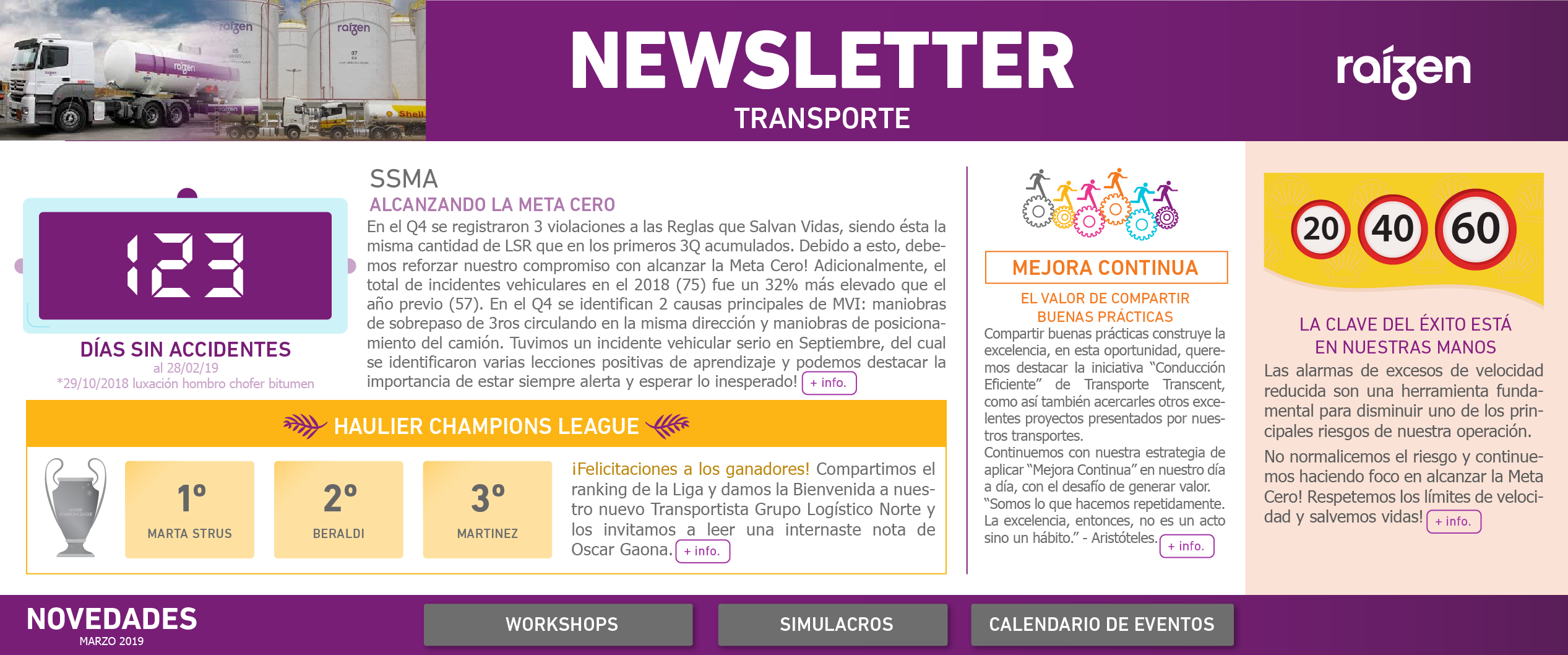 Newsletter Marzo 2019_0
